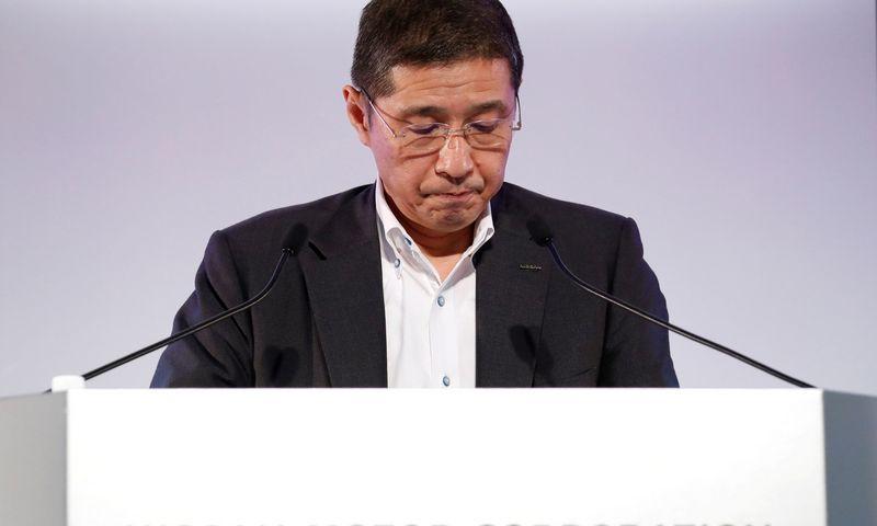 """Hiroto Saikawa. Issei Kato (""""Reuters"""" / """"Scanpix"""") nuotr."""