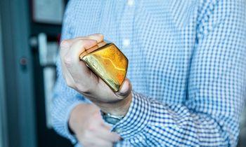 Rusijos aukso rezervai perlipo 100 mlrd. USD