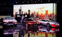 Frankfurto salonas taikosi prie pokyčių ne tik automobilių pramonėje