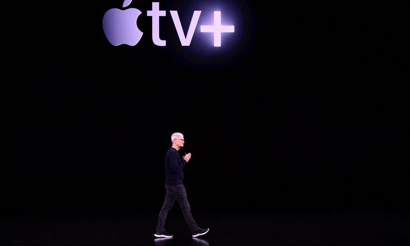 "Timas Cookas, ""Apple"" vadovas. Josh Edelson (""Scanpix"" / AFP) nuotr."