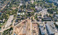 Naujai gatvei Vilniaus Šnipiškėse – 3,7 mln. Eur