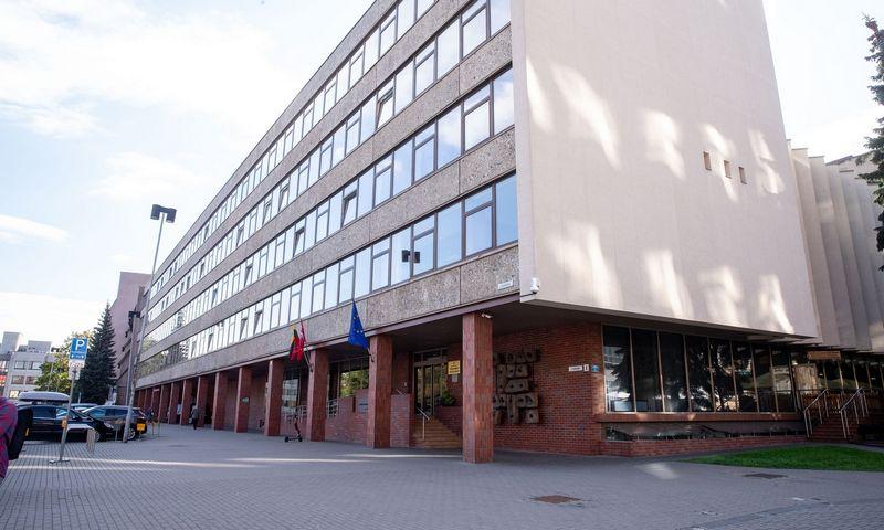 Žemės ūkio ministerijos pastatas Vilniuje. Juditos Grigelytės (VŽ) nuotr.