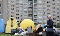 Atliekų vežimas Vilniuje kitąmet brangs beveik 40%