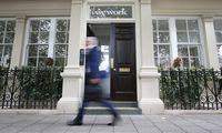 """WeWork"" IPO kyla grėsmė"