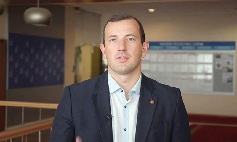 Ekonomikos ir inovacijų ministras Virginijus Sinkevičius.