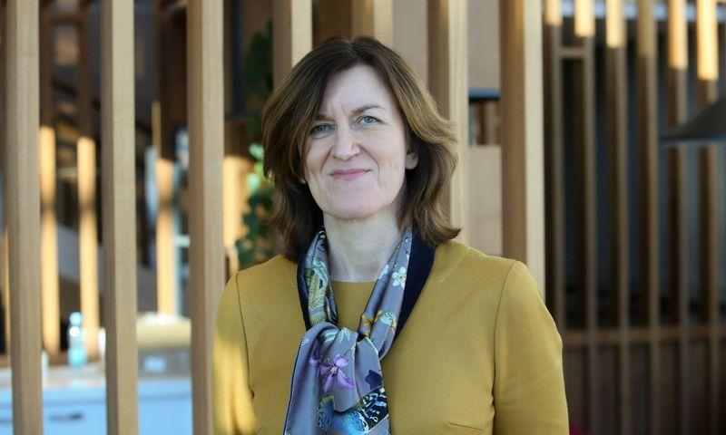 Diana Vilytė, Viešųjų pirkimų tarnybos direktorė. Vladimiro Ivanovo (VŽ) nuotr.
