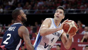 Pasaulio krepšinio čempionate dėl aukso kausis Argentina ir Ispanija