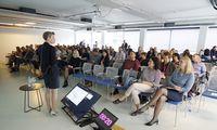 """Klaipėdoje prasidėjo """"Gazelės"""" konferencija – pirmoji šiemet"""