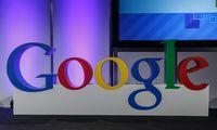 """Google"" Prancūzijoje skirta beveik 1 mlrd. Eur bauda"