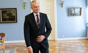 VŽ interviu su G. Nausėda: apie viešuosius pirkimus, nestabilumą Seime, ekonomikos būklę