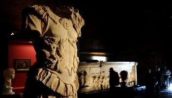 Iliustruotoji istorija: Imperatorius – pavojingiausias darbas Romoje