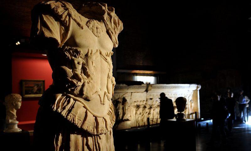 Informacija ir kelionės į Romą