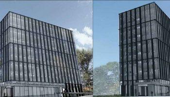 Sostinės Savanorių prospekte suplanavo 9 aukštų biurų pastatą
