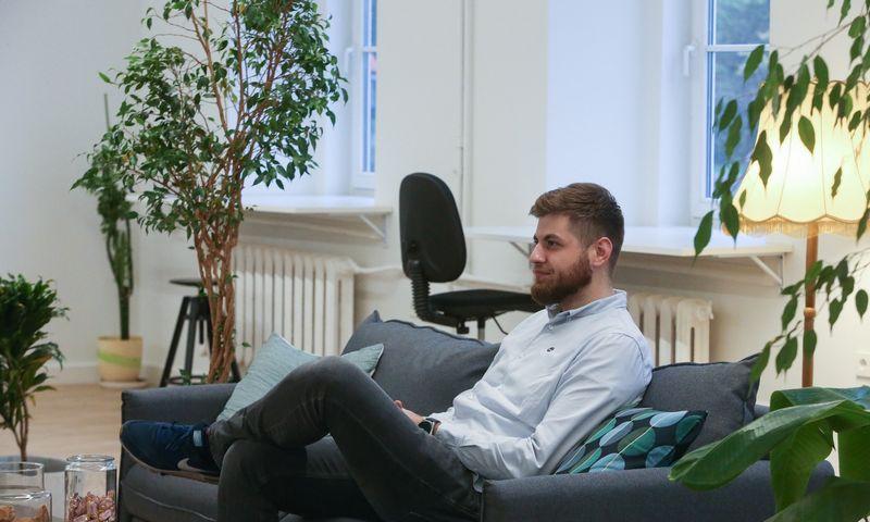 Mykolas Markauskas, Laisvės TV direktorius. Vladimiro Ivanovo (VŽ) nuotr.