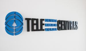 Atleistas Telecentro valdybos pirmininkas E. Vaišvilas