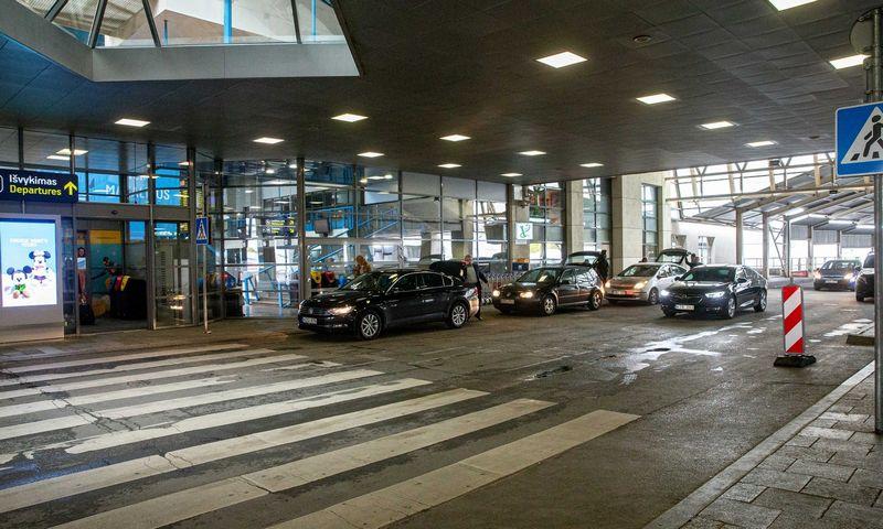 Vilniaus oro uoste bus tvarkoma keleivių išlydėjimo zona. Juditos Grigelytės (VŽ) nuotr.
