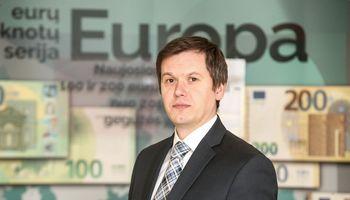 V. Valvonis palieka Lietuvos banką, dirbs Moldovoje