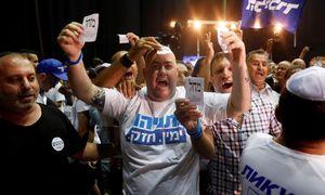 Rinkimai Izraelyje – kol kas be akivaizdaus laimėtojo