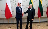 Lietuvos ir Lenkijos vyriausybės planuoja bendrą posėdį