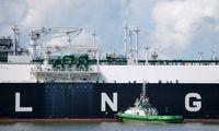 """Į Klaipėdą atplaukė didelis """"Novateko"""" dujų krovinys"""