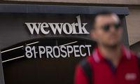 """WeWork"" atideda IPO"