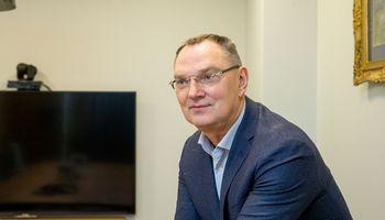 S. Paulauskas atskleidžia prašęs IKEA franšizės
