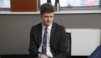 A. Zubriakovas traukiasi iš Vilniaus mero atstovo pareigų