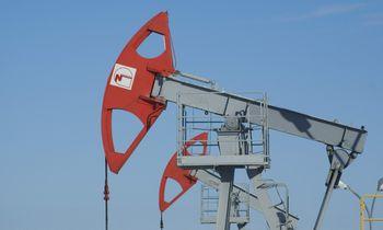 Naftos brangimas išsisemia