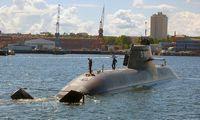 Į Lietuvą atplaukia Vokietijos karinis povandeninis laivas