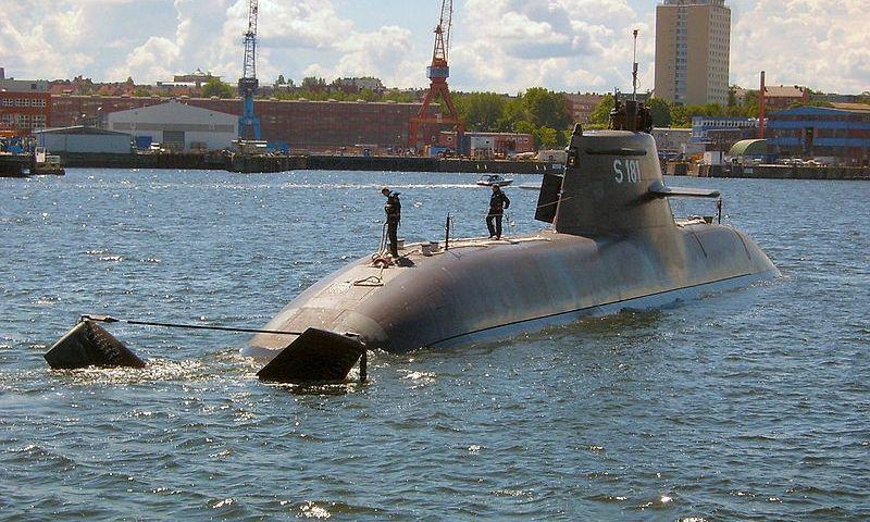 """Povandeninis laivas """"U-31"""". Wolfgango Greinerio (""""Wikimedia Commons"""" nuotr.)"""