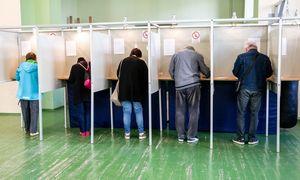 Prasideda balsavimas iš anksto renkant tris Seimo narius