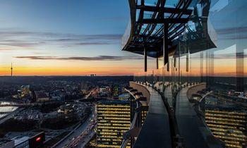 """""""Tower"""" – komfortiškas gyvenimas dinamiškiausioje Vilniaus vietoje"""