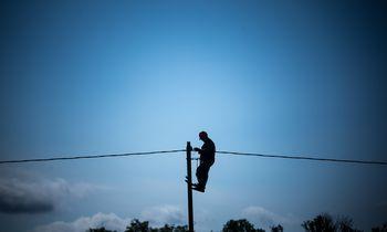 """Pagražinti ESO duomenys apie elektros nutrūkimus gali atsliepti ir Lietuvos """"Doing Business"""" reitingui"""