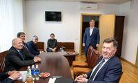 """Frakcija """"Lietuvos gerovei"""" pažadėjo remti S. Skvernelio Vyriausybę"""