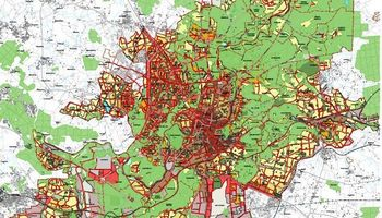 Baigė rengti Vilniaus bendrąjį planą