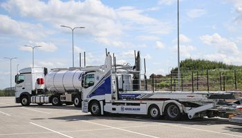 Transporto sektorius – ekonomikos būklės indikatorius