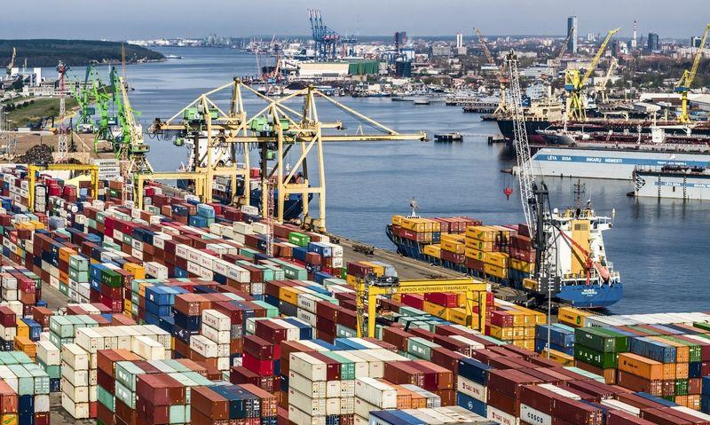 Uosto direkcijos nuotr. Bendrojo plano sprendiniai sudarys prielaidas uostui operatyviai reaguoti į besikeičiančias globalios rinkos sąlygas.