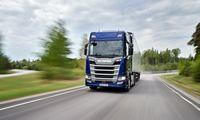 Nuo šiol Scania vilkikuose – dar galingesni ir degalus efektyviau taupantys varikliai