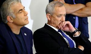 Izraelis vėl išsirinko užstrigusį parlamentą