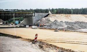 Lenkijos statybininkai kyla į 4 mlrd. PLN kovą su valstybe