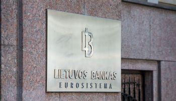 Lietuvos bankas patvirtino naują pagrindinės mokėjimo sąskaitos kainą