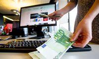 Valstybės ir savivaldybių pajamos šiemet 3,2% viršijo prognozę