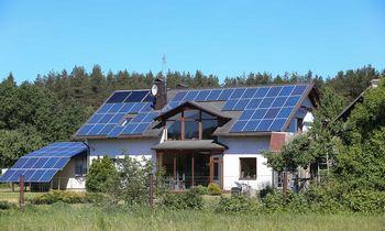 Panaudota mažiau nei penktadalis paramos saulės elektrinėms įrengti