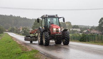 A. Palionis: ūkininkų naudojamam dyzeliniam kurui lengvata liks