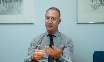 Interviu su ERPB atstovu: nuo Šiaulių banko iki neužsibuvimo Baltijos šalyse