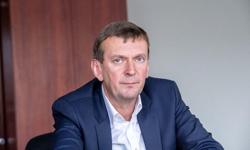 """Dainius Dundulis, """"Norfos"""" įmonių grupės pagrindinis akcininkas. Juditos Grigelytės (VŽ) nuotr."""