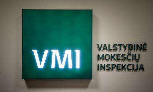 Po mokesčių amnestijos VMI dvigubina apsukas