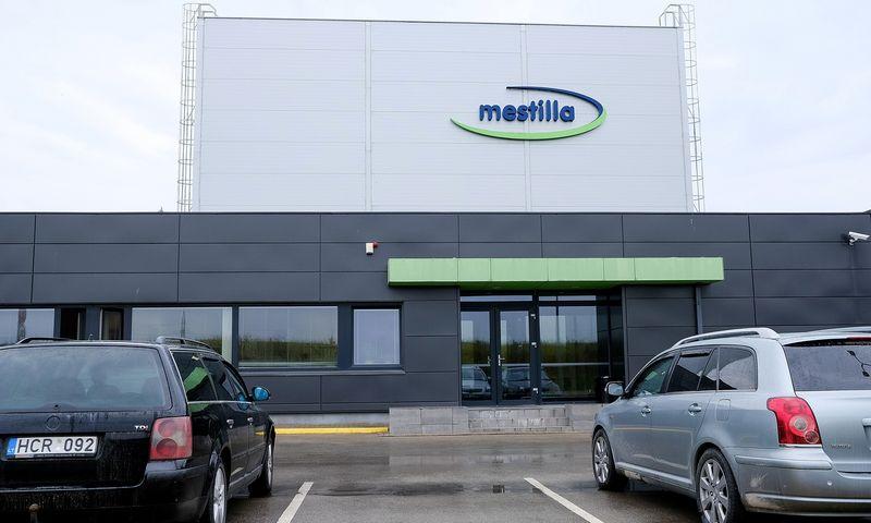"""UAB """"Mestilla"""" įsikūrusi Klaipėdos LEZ teritorijoje. Vladimiro Ivanovo (VŽ) nuotr."""