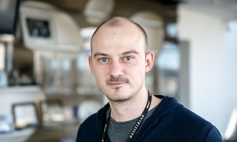 Giedrius Meškauskas. Vladimiro Ivanovo (VŽ) nuotr.