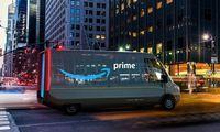 """""""Amazon"""" ruošiasi """"Rivian"""" elektriniams furgonams išleisti 4 mlrd. USD"""